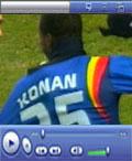 13 - Milan-Lecce (2-1) - Konan
