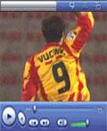 14 - Lecce-Roma (2-2) - Vucinic