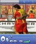 02 - Lecce-Albinoleffe (3-1) - 2 - Valdes