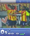 18 - Lecce-Albinoleffe (3-0) - 1 - Abbruscato