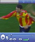 22 - Lecce-Frosinone (3-0) - 1 - Fabiano