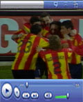 26 - Lecce-Avellino (2-0) - 2 - Abbruscato