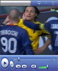 35 - Modena-Lecce (1-2) - 2 - Perna (Aut.)