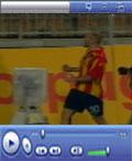 Play-off (sem. fin. rit.) - Lecce-Pisa (2-1) - 1 - Tiribocchi